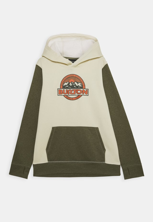 OAK - Hoodie - cream heather
