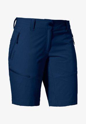 TOBLACH - Sports shorts - nachtblau