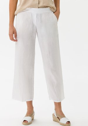 STYLE MAINE S - Trousers - white