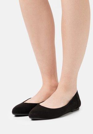 Ballet pumps - nero