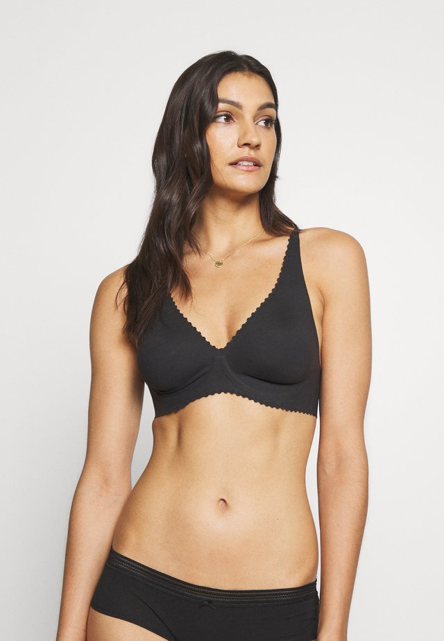 BODY TOUCH FREE CORBEILLE BRA - Soutien-gorge triangle - black