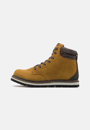 DORADO LIFESTYLE SHOE WP - Winter boots - toffe