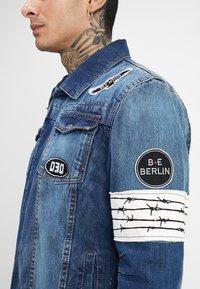 Be Edgy - DUSTY  - Veste en jean - blue denim - 5