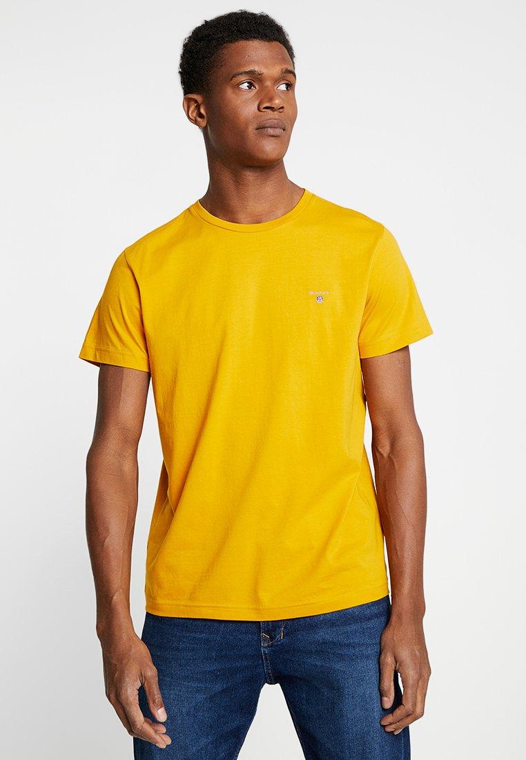 GANT - THE ORIGINAL - T-shirts basic - ivy gold