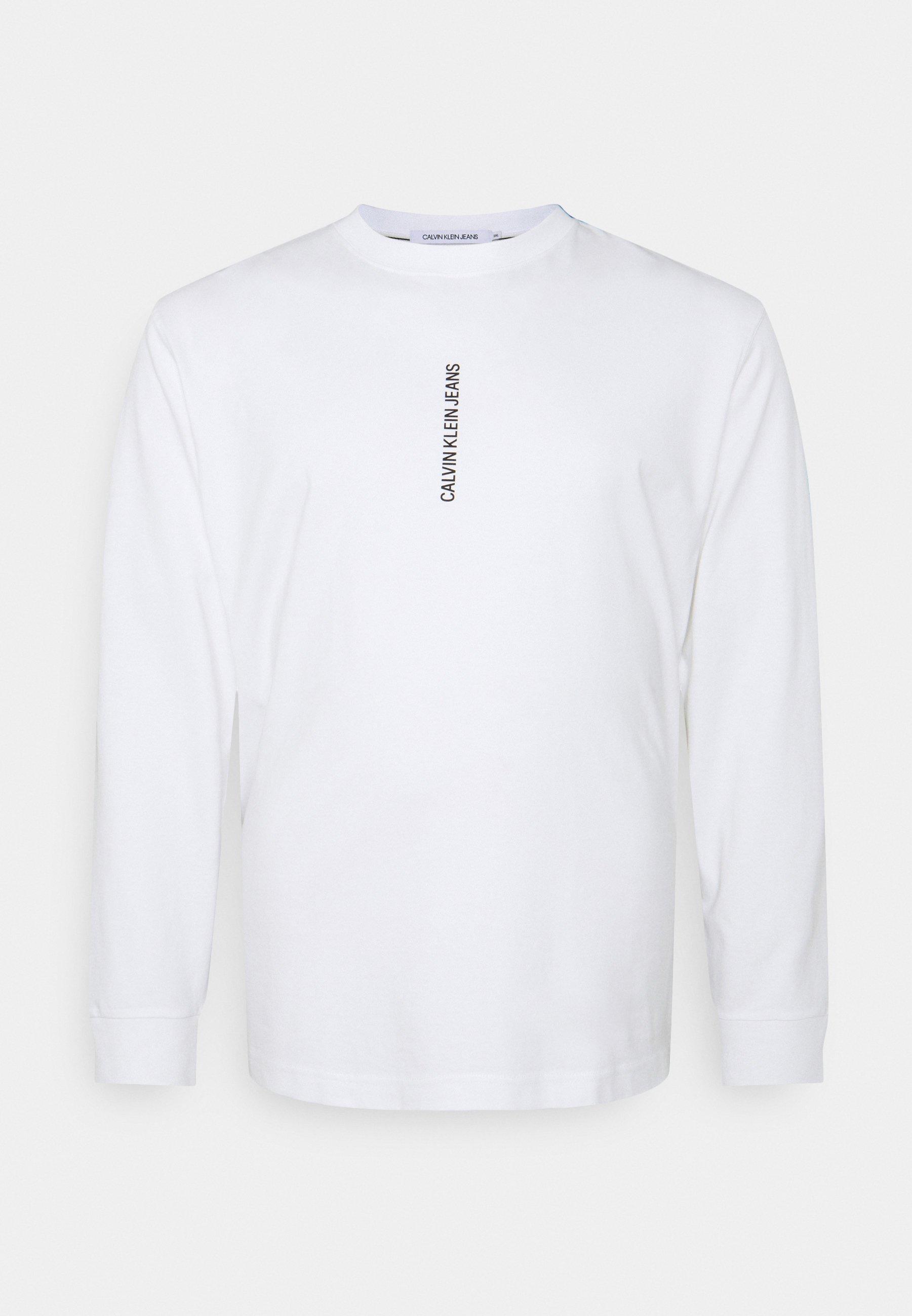 Men INSTIT GRAPHIC TEE - Long sleeved top