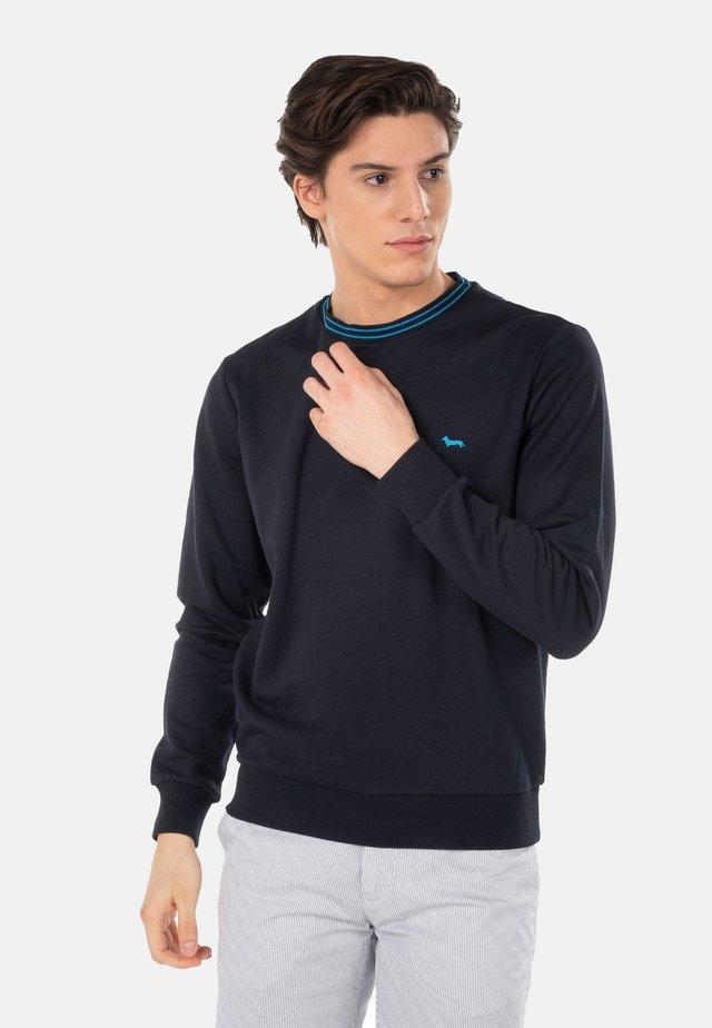 Sweater - blu scuro