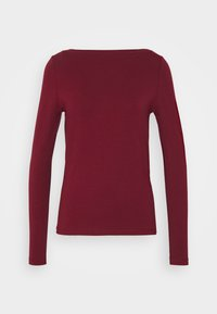 VMPANDA  - Long sleeved top - cabernet