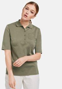Gerry Weber - Polo shirt - light khaki - 0
