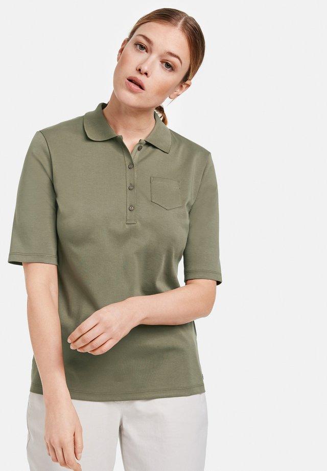 Poloshirt - light khaki