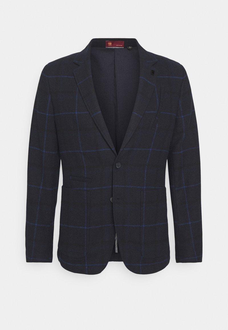 G-Star - VARVE  - Blazer jacket - sartho blue/imperial blue
