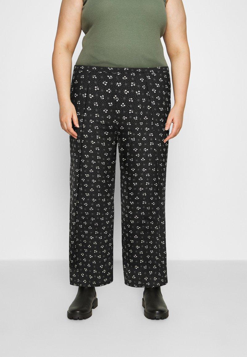 Glamorous Curve - Kalhoty - black