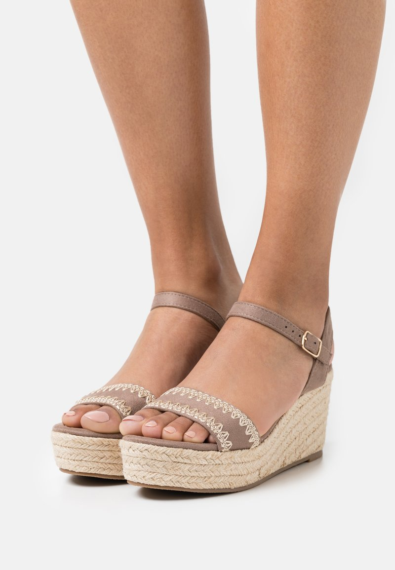 Anna Field - COMFORT - Loafers - taupe