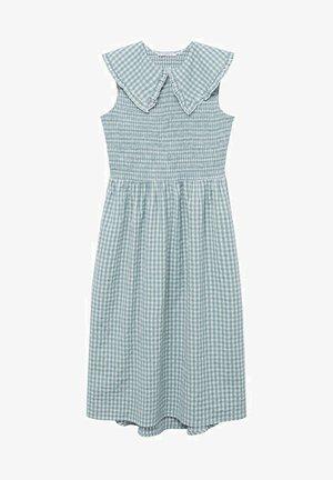 Day dress - bladozielony