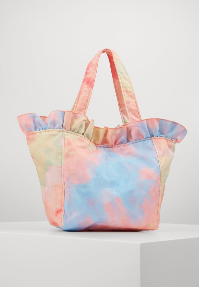 TOTE - Bolso de mano - multi-coloured