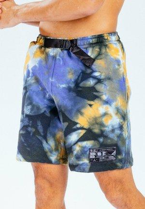 Shorts - black/orange