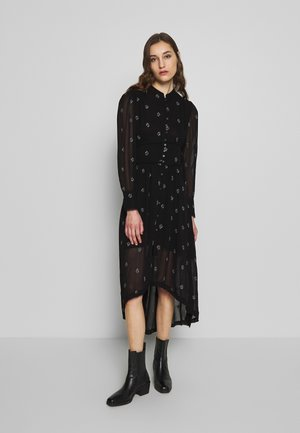 LIZA CYLA DRESS - Hverdagskjoler - black