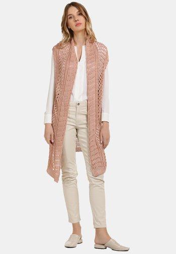 LONGWESTE - Cardigan - rosa