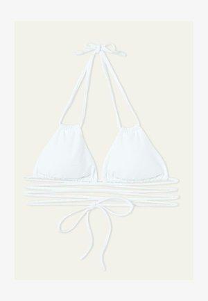 Bikini pezzo sopra - bianco