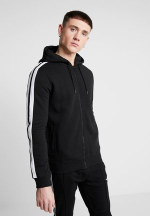 BARTOW HOOD - Zip-up hoodie - black