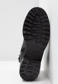 KIOMI - Snørestøvletter - black - 6