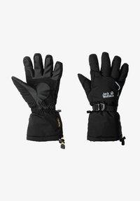 Jack Wolfskin - Gloves - black - 0