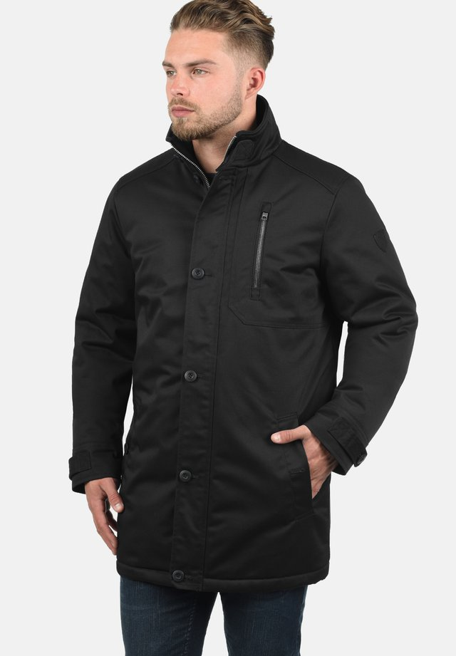WALLO - Winter coat - black