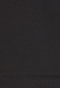 Pieces Curve - PCBILLO TEE SOLID - Basic T-shirt - black - 4
