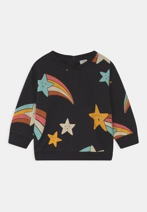 SHOOTING STARS UNISEX - Sweatshirt - off black