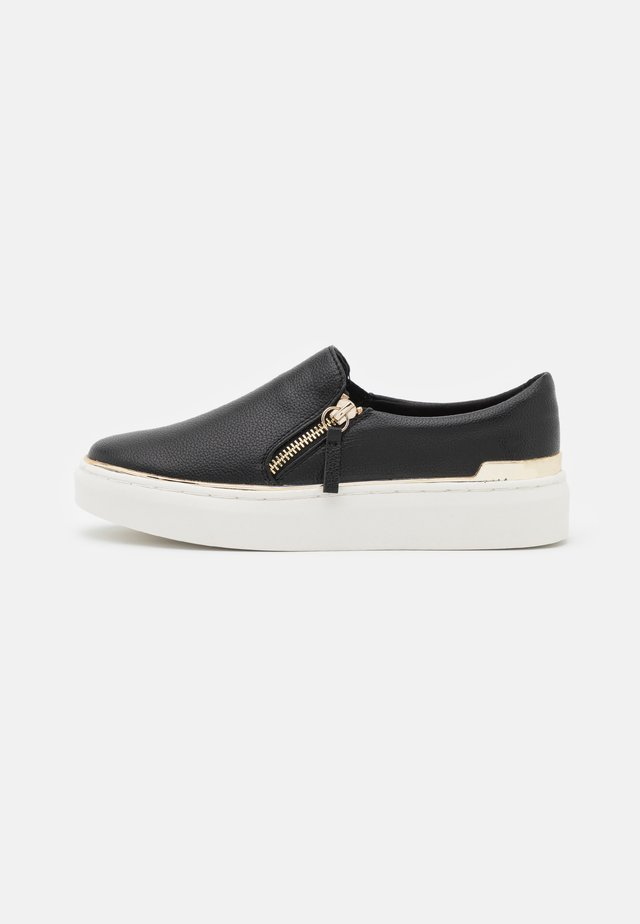 ARIANA - Sneakers laag - black
