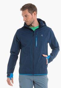 Schöffel - TORONT - Waterproof jacket - 8180 - blau - 0
