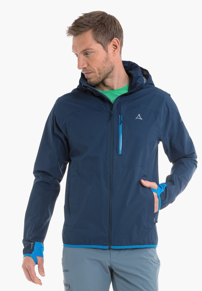 Schöffel - TORONT - Waterproof jacket - 8180 - blau