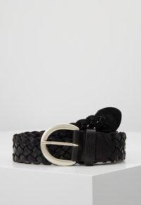 TOM TAILOR - Cinturón trenzado - schwarz - 0