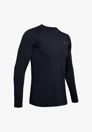 COLDGEAR BASE 2.0 SWEATSHIRT - Unterhemd/-shirt - schwarz
