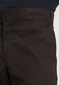 Dickies - ORIGINAL 874® WORK PANT - Pantalon classique - dark brown - 3