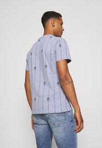 Blend - TEE - T-shirt med print - moonlight blue - 2