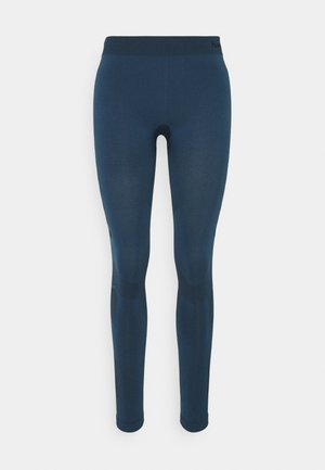 FIRST SEAMLESS - Medias - dark denim