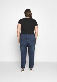 Zizzi - JAUSTYN - Slim fit jeans - blue denim - 2