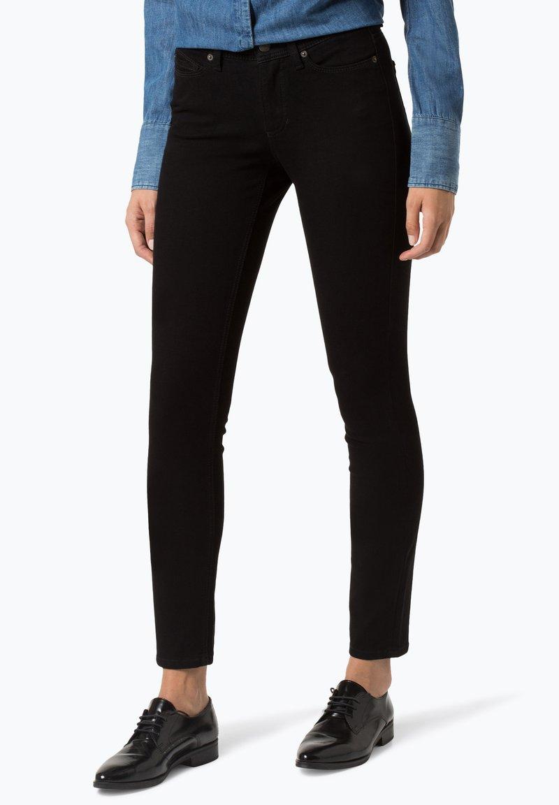 Cambio - Slim fit jeans - schwarz