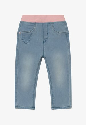 BABY - Jean slim - light indigo denim