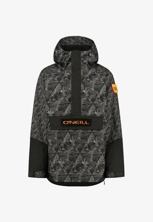 ORIGINAL ANORAK - Hardshell jacket - black out