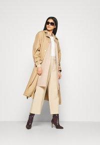 Esprit Collection - CARDIGAN - Cardigan - beige - 1