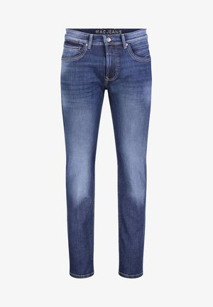 ARNE PIPE - Straight leg jeans - darkblue