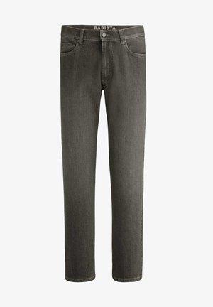Straight leg jeans - braun