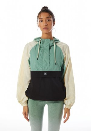 Veste coupe-vent - green