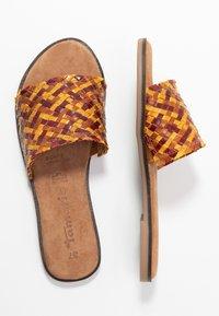 Tamaris - Pantofle - saffron - 3