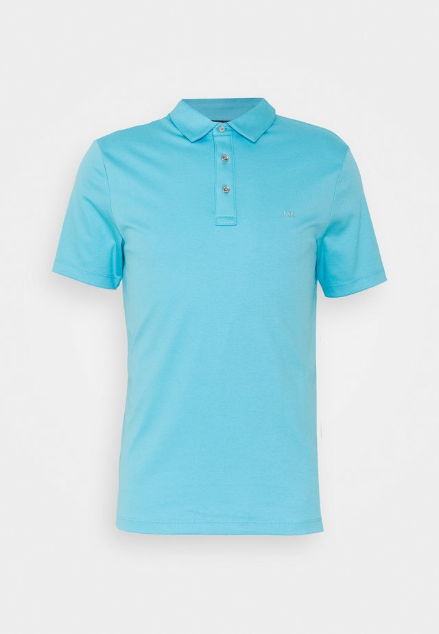 SLEEK - Poloshirt - blue