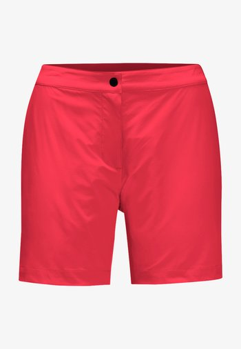 JWP  - Outdoor shorts - tulip red