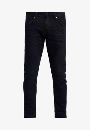 PIERS - Slim fit jeans - blue/black denim