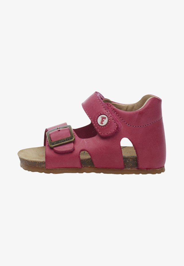 BEA - Chaussures premiers pas - neon pink