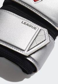 adidas Performance - PREDATOR LEAGUE GOALKEEPER GLOVES - Torwarthandschuh - silver - 1